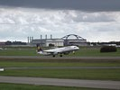 Lufthansa Plane taking off at Hamburg Airport - Hamburg - Germarny