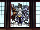 Coat of Arms of the Province of British Columbia - Kamloops Old Courthouse Hostel