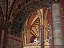 Inside the Bremer Dom - Ceiling