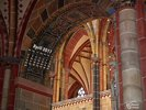Countries - Germany - City of Bremen - Inside the Bremer Dom - Ceiling