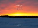 Seasons - Winter Sunrise