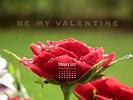 Holidays - Happy Valentines Day - Be My Valentine