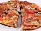 Food: Instant Pizza on Pita at Foodcult.com