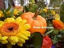 Holidays - Thanksgiving - Happy Halloween