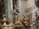 Inside the Frauenkirche - Dresden - Saxony - Germany