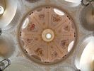 Ceiling of the Frauenkirche - Dresden - Saxony - Germany