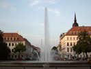 Fountain in the Innere Neustadt (Inner New City)