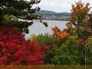 Lake of Two Mountains / Lac des Deux Montagnes - View from Hudson - Quebec Canada