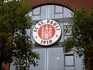 Soccer Stadium FC St. Pauli - City of Hamburg - Germany