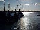 Port of Hamburg - Gateway to the World - River Elbe - Germany