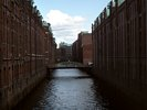 City of Warehouses - Brooksfleet Speicherstadt - City of Hamburg - Germany
