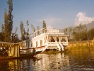 House Boat on Dal Lake, Kashmir