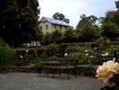Koenigstein Fortress - View From Central Garden