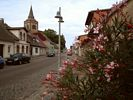Town of Lassan in Western Pomerania - Vorpommern