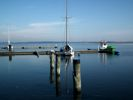 Sailboat Harbour - Town of Lassan in Western Pomerania - Vorpommern