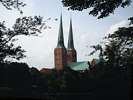 Luebeck Cathedral - Dom zu Luebeck - Lutheran