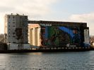 Grain Dock - Grain Elevator in Midland - Ontario - Canada