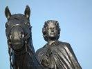 Statue of Queen Elizabeth II - Parliament Hill - Ottawa - Canada