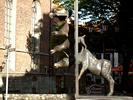 Musicians of Bremen Monument - Riga - Latvia