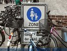 Pedestrian Zone - Downtown Bremen - Germany