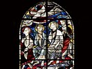 Stained Glass Window - Bremer Dom - Bremen - Germany (Partial)