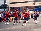 RCMP Parade Downtown Whitehorse